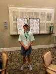 Brooks Hollingsworth…County Champion!!!