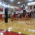 Girls Varsity Volleyball beats Fort Osage 2 – 0