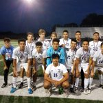 Senior Boys Lead Soccer to 12-5 Record