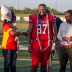 THS Football Senior Night Ceremony