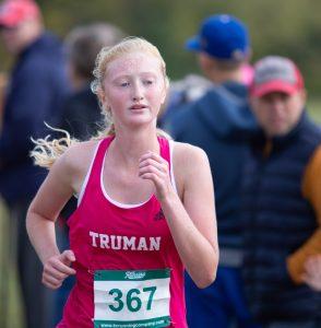 Truman Cross Country 2018