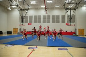 Truman HS Competitive Cheer 2018