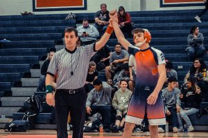 Truman Wrestling- City Championships