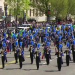Truman Marching Band in D. C.
