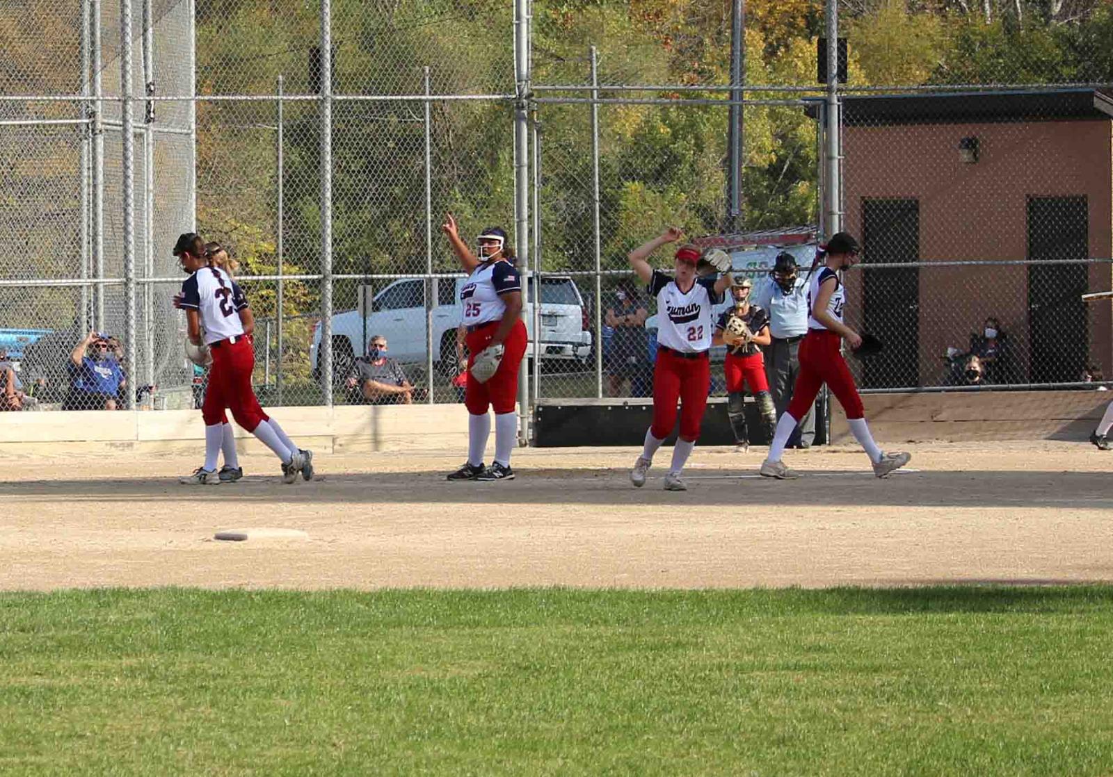 Varsity Softball vs Raytown