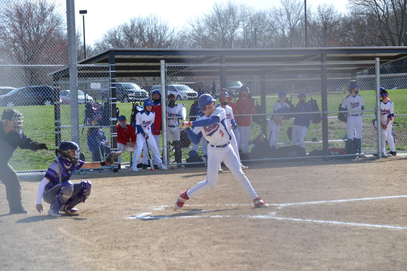 JV Baseball vs Belton