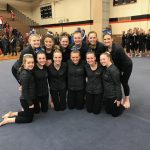 Varsity Gymnastics finishes 2nd place at Conference Championship @ St. Cloud Tech H.S.