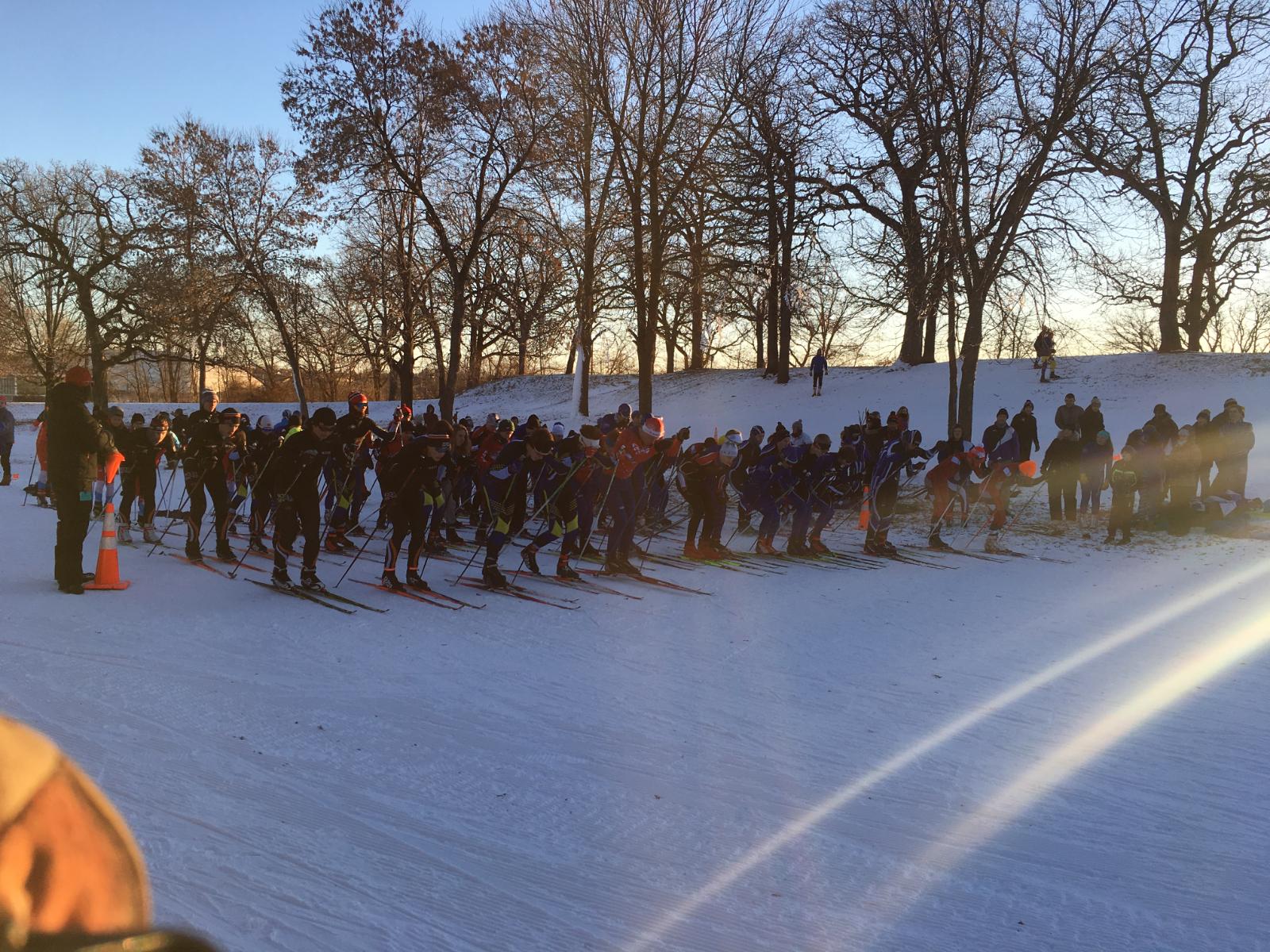 Nordic Ski Invitational at Riverside Park