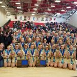 Varsity Dance finishes 1st place at Section Final @ Alexandria Area H.S.