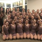 Varsity Dance finishes 3rd place at State Tournament @ Target Center