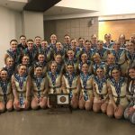 Varsity Dance finishes 1st place at State Tournament @ Target Center