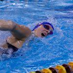 Sartell Swim and Dive win over Sauk Rapids