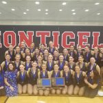 Sabre Dance Team clinches Section 4AA Championships!