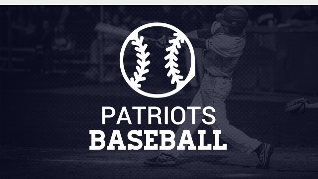 Patriots Baseball Place Seven Players on All-State Team!