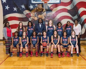 2014-2015 Girls Basketball