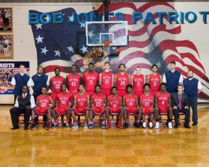 2014-2015 Boys Basketball