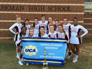 2014-2015 Competition Cheer