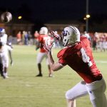 Bob Jones High School Varsity Football falls to Falcons 29-36