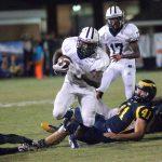 Bob Jones High School Varsity Football beat Buckhorn High School 41-33