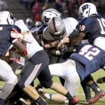 Bob Jones High School Varsity Football beat Hazel Green High School 41-31
