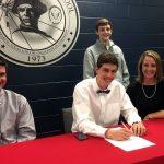 Dalton Barkley signs with UAH