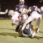 Bob Jones High School: 34 – Hazel Green: 14 (Frye helps BJ top HG 34-14)