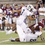 Bob Jones High School: 43 – Huntsville: 42 (Fyre's TD pass in OT lifts BJ over Huntsville, 43-42)