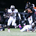 Bob Jones High School: 22 – Austin: 28 (Austin ends BJ' pursuit of perfect season)