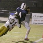 Bob Jones High School: 28 – Oxford: 24 (Bob Jones holds off Roc Thomas)