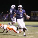 Bob Jones High School: 63 – Grissom: 0 (Patriots with Big Homecoming Win)