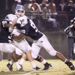 Bob Jones High School: 28 – Spain Park: 13 (Patriots are a Wall)