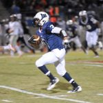 Bob Jones High School: 17 – Hoover: 26 (Patriots Fall in Close One)