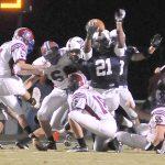 Bob Jones High School: 38 – Huntsville High School: 31 OT (Extra Effort By Patriots)