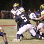 Bob Jones High School: 28 – Buckhorn High School: 14 (BJ continues strong play at Buckhorn)