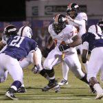 Bob Jones High School: 13 – Hoover High School: 20 (Nice Effort By Patriots)