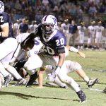 Bob Jones High School: 49 – Buckhorn High School: 10 (Big Beginning)