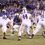 Florence High School: 26 – Bob Jones High School: 41 (Patriots rush 46 times to sink Florence)