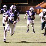 Bob Jones High School: 56 – Butler: 0 (Patriots shutout Butler)