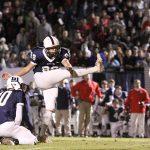 Bob Jones High School: 17 – Decatur: 14 (Hager overcomes nerves for Patriots)