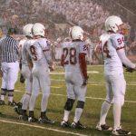 Huntsville High School: 14 – Bob Jones High School: 0 (Lightning, Bob Jones can't stop Huntsville)