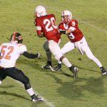 Bob Jones High School: 24 – Austin High School: 6 (Patriots Keep Playoff Chances Alive with Homecoming Win)