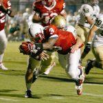 Bob Jones High School: 49 – Mountain Brook High School: 24 (Bob Jones gets first win)