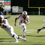 Buckhorn High School: 24 – Bob Jones High School: 21 (Buckhorn edges BJ with late return for TD)