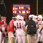 Vestavia Hills High School: 21 – Bob Jones High School: 7 (Turnovers Too Much for Patriots)
