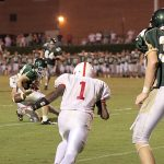 Mountain Brook High School: 14 – Bob Jones High School: 17 (BJ Beats MB in a close one!)