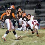 Grissom High School: 24 – Bob Jones High School: 16 (Victory revives Grissom hopes)