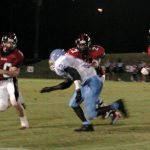 Bob Jones High School: 39 – Lee High School: 21 (Dean has Big game)