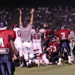 Oak Mountain High School: 6 – Bob Jones High School: 14 (Bob Jones forces Oak Mountain errors)