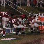 Bob Jones High School: 6 – Minor High School: 34 (Minor Too Big, Too Strong, Too Fast)
