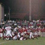 Hazel Green High School: 7 – Bob Jones High School: 20 (BJ starts slow but takes over in 2nd half)